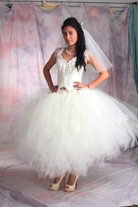 Wedding or Quinceanera Tutu