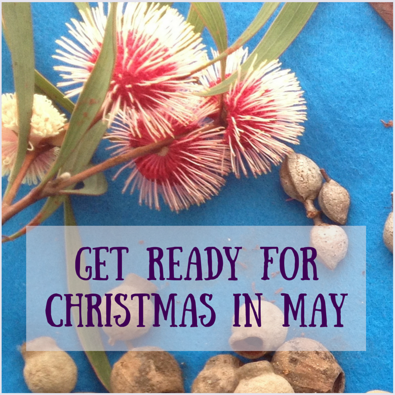 Christmas Decorations in Autumn (May) – What The !?!