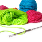 Learn how to crochet @ the Purple Paper House website