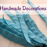 Hand decorated Christmas decorations - such a whimsical craft