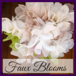 Turn scraps of sheer curtains into stunning flowers & a bouquet