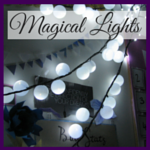 DIY Decor: Ping Pong Fairy Lights
